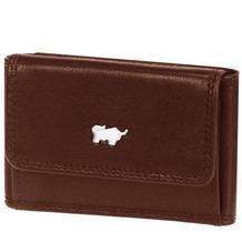 Braun Büffel Basic Geldbörse II Leder 9,5 cm cognac