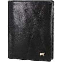 Braun Büffel Basic Geldbörse V Leder 9,5 cm nachtschwarz