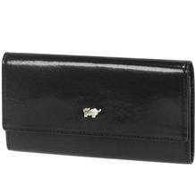 Braun Büffel Basic Schlüsseletui III Leder 10 cm schwarz