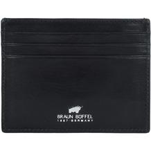 Braun Büffel Cambridge Kreditkartenetui Leder 10,5 cm schwarz