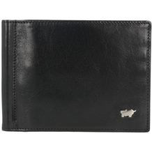 Braun Büffel Country Secure Geldbörse RFID Leder 11.5 cm schwarz