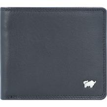 Braun Büffel Golf 2.0 Geldbörse Leder 10 cm schwarz