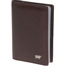Braun Büffel Basic Kreditkartenetui Leder 7 cm palissandro