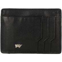 Braun Büffel Golf Secure Kreditkartenetui RFID Leder 11 cm schwarz