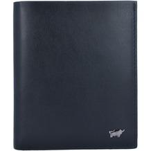 Braun Büffel Livorno Kreditkartenetui RFID Leder 10,5 cm schwarz