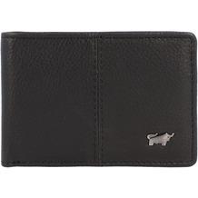 Braun Büffel Varese Geldbörse Leder 10 cm schwarz