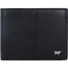 Braun Büffel Varese Geldbörse Leder 12 cm schwarz