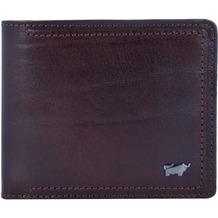 Braun Büffel Venice Geldbörse Leder 10,5 cm kastanie
