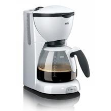 Braun KF 520 Cafe House Pure Aroma, weiß
