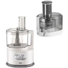 Braun Kompakt-Küchenm. FP5160 weiß