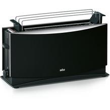 Braun MultiToast HT 550, schwarz