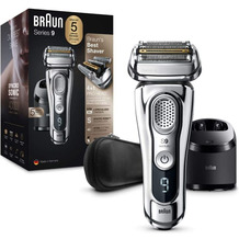 Braun Series 9 9395cc chrome