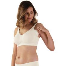 Bravado Designs Still-BH Nahtlos Body Silk aus nachhaltigen Garnen Antique White S