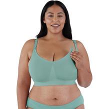 Bravado Designs Still-BH Nahtlos Body Silk Full Cup aus nachhaltigen Garnen Jade M-FC