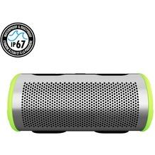 Braven Stryde 360 Active Series Bluetooth-Lautsprecher, 2500mAh, IP67, silber/grün
