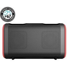Braven Stryde XL Active Series Bluetooth-Lautsprecher, 4400mAh, IP67, grau/rot