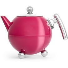 Bredemeijer Bella Ronde, pink, Beschläge chromfarben 1,2 L