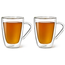 Bredemeijer Glas doppelwandig Tee, 32 cl, 2-er Set