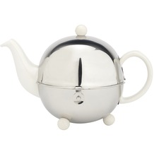 Bredemeijer Teekanne Cosy® 0,9 l weiß