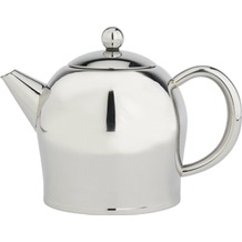 Bredemeijer Teekanne Minuet-Santhee 1,0l , Edelstahl glänzend