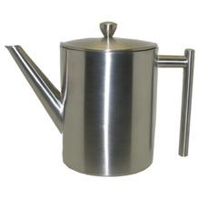 Bredemeijer Teekanne Minuet® Cylindre, 1,2 l matt gebürstet 1,2 l
