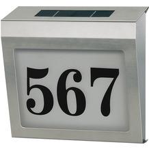 Brennenstuhl Beleuchtete Hausnummer Solar Power SH 4000