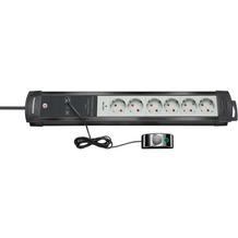 Brennenstuhl Premium-Line Comfort Switch Plus 6-fach CSP06