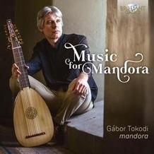 Brescianello: Music for Mandora