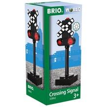BRIO blinkendes Bahnsignal