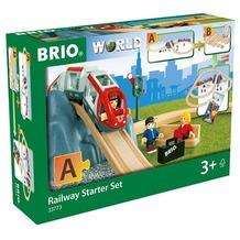 BRIO Eisenbahn Starter Set A