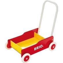 BRIO Lauflernwagen, rot/gelb