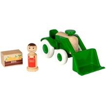 BRIO Traktor mit Frontlader