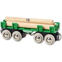 BRIO Wagon mit Holzladung
