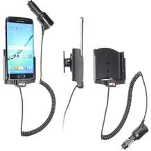 Brodit Samsung Galaxy S6 Edge KFZ-/Autohalterung mit Ladefunktion über Zigarettenanzünder