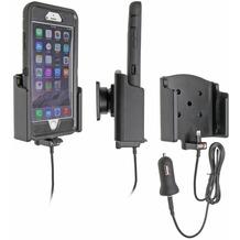 Brodit Apple iPhone 6 Plus, 6S Plus, 7 Plus, 8 Plus KFZ-/Autohalterung mit USB-Ladefunktion