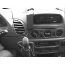 Brodit ProClip - MERCEDES Sprinter Baujahr 2000-2006 (Montage mittig)