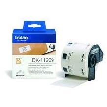 Brother DK-11209 Adress-Etiketten (klein)
