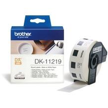 Brother DK-11219 Runde Etiketten (klein)