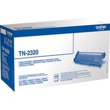 Brother Lasertoner TN-2320 schwarz 2.600 Seiten