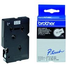 Brother TC-Band (291) schwarz / weiß