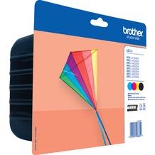Brother Tinten Multipack LC-223 Value Pack (4er Set)