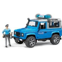 Bruder Land Rover Station Wagon Polizeifahrzeug