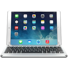 BRYDGE  Aluminum Bluetooth Tastatur, Apple iPad Pro 10.5/ iPad Air (2019), silber, BRY8001G