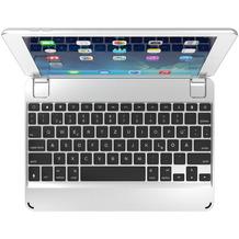 BRYDGE  Aluminum Bluetooth Tastatur, für alle Apple iPad 9,7 modelle, silber, BRY1011G