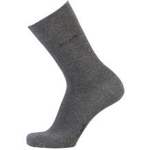 Bugatti basic socks anthrazit, 39-42