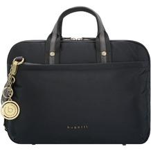 Bugatti Contratempo Aktentasche 37 cm Laptopfach schwarz