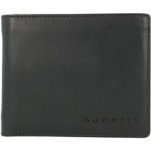 Bugatti Primo RFID Geldbörse Leder 12 cm schwarz