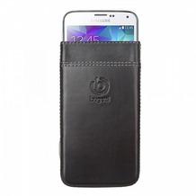 Bugatti PurePremium für Samsung Galaxy S5, schwarz