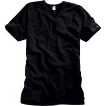 Bugatti T-Shirt 1/2 Arm, Basic, Rundhals, schwarz 10