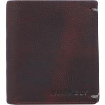 Burkely Antique Avery Geldbörse RFID Leder 10 cm brown